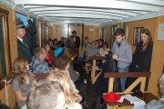 25-lecie PSMK, teatr w wagonie Steinfurt