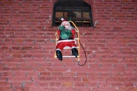 Mikołaj w Parowozowni