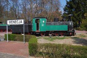 Żnińska Kolej Powiatowa, stacja Wenecja