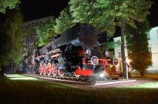 Ty2-5680, przy siedzibie DB Schenker Rail Polska